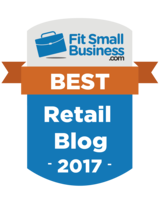 2017 Fit Small Business Best Retail Blog